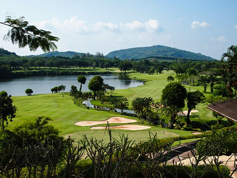 Thailand golf and golf holiday packages