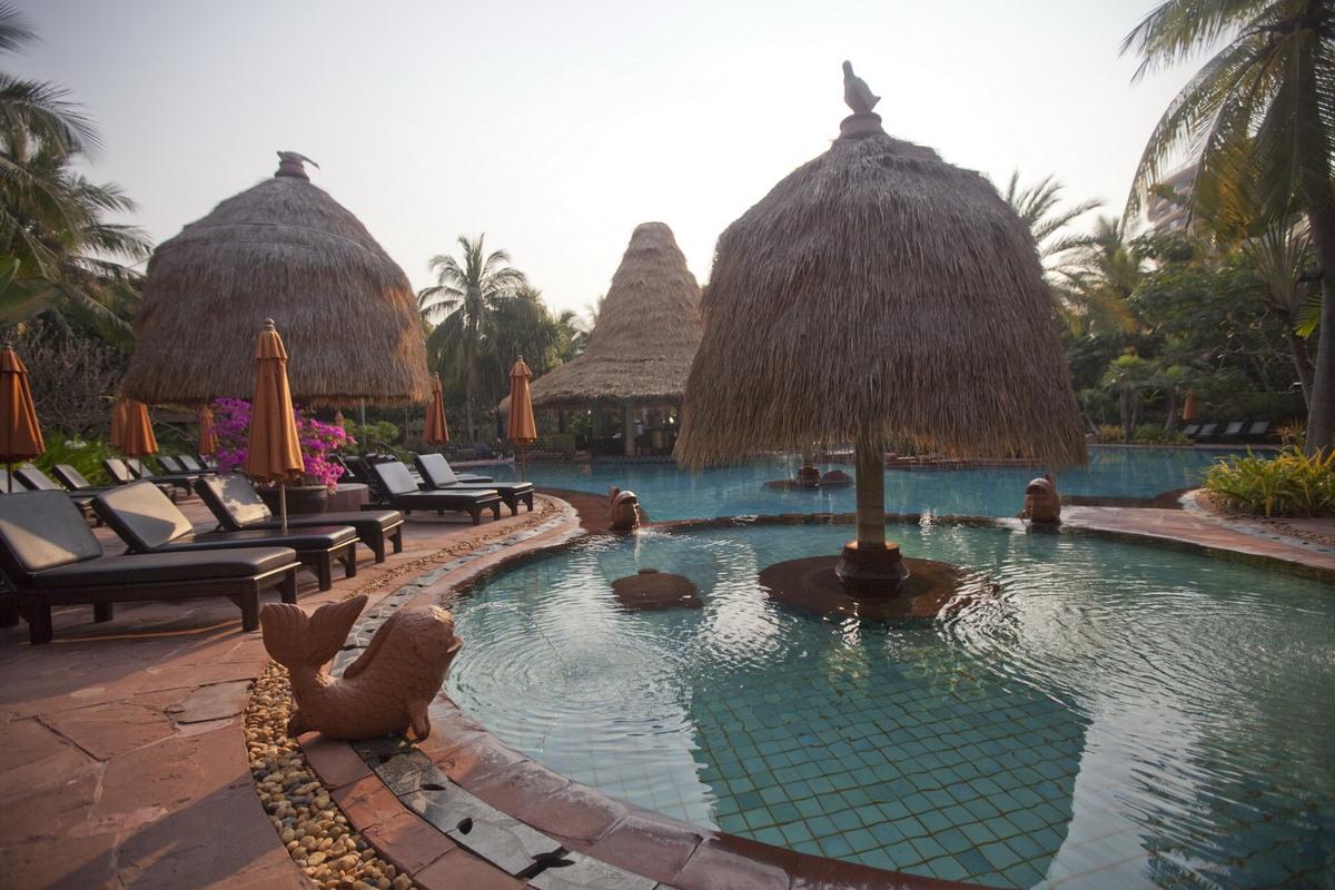 Anantara Hua Hin Resort Amp Spa A Fantastic Resort I Nhua Hin
