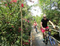 Bicycle tour in Bangkok