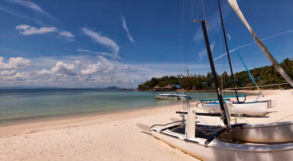 Koh Talu – Paradise island at Hua Hin