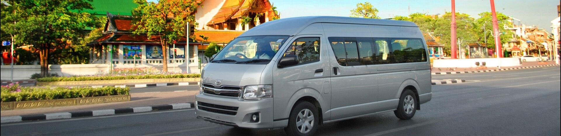 Thailand Taxi & Bus - Transport
